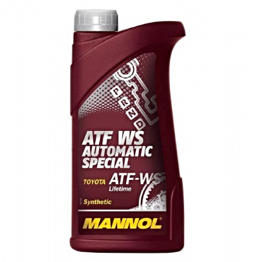 BMW Automatic Transmission Oil Special ATF WS 1LB Mannol